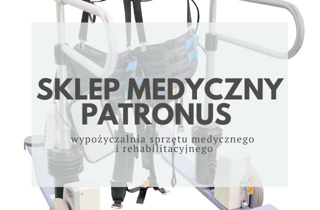 Sklep medyczny PATRONUS - sklep medyczny Buczkowice